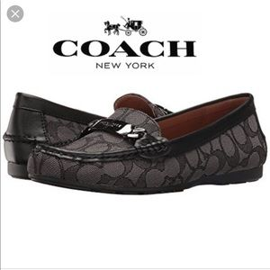 Coach loafers Olive